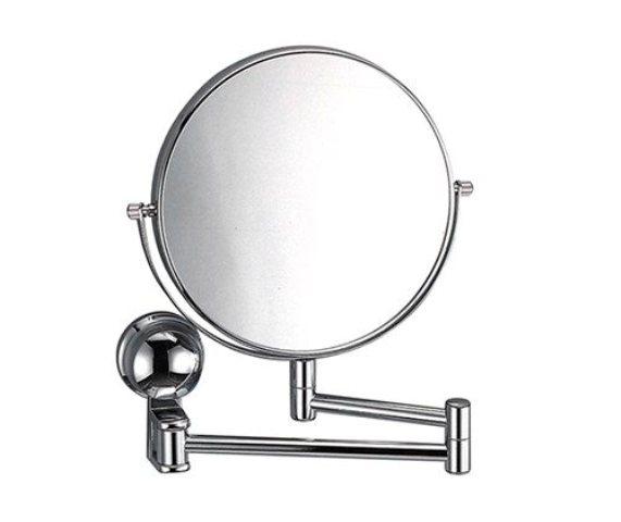 Зеркало WasserKRAFT K-1000 двухстороннее, увеличительное, фото