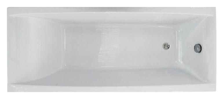 Фото - Акриловая ванна Тритон Джена 160 без каркаса