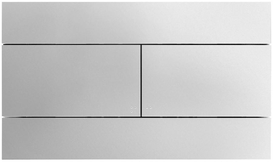 Фото - Панель для двойного смыва Jacob Delafon E4316-00 для Е4311, Е4312, Е4313, Е4315 (бел)