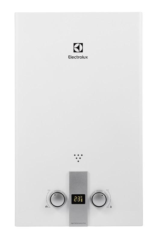 Фото - Водонагреватель проточный газовый Electrolux GWH 10 High Performance Eco
