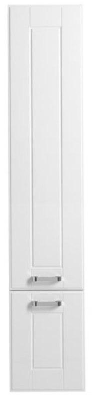 Пенал Aquanet Рондо-35 фасады белый (189160)