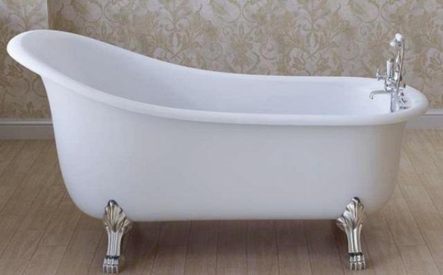 Акриловая ванна SSWW PM718A (1700X800X870)