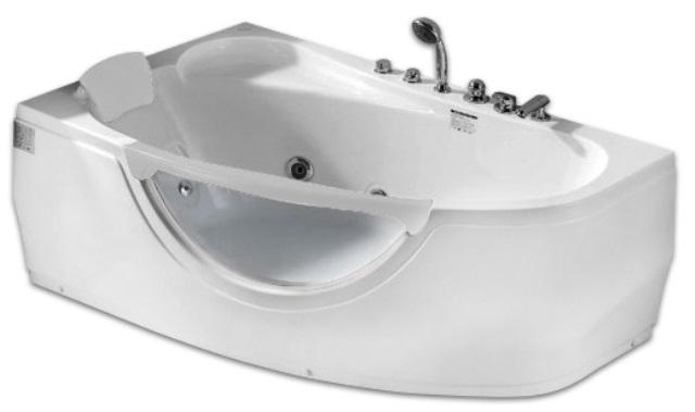 Акриловая ванна Gemy G9046 B L (1610*960*680)