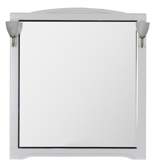 Фото - Зеркало Aquanet Луис 100 белый без светил. (173208)