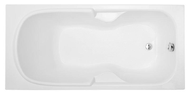 Фото - Акриловая ванна Aquanet POLO 170*80 к/с10 (205539)