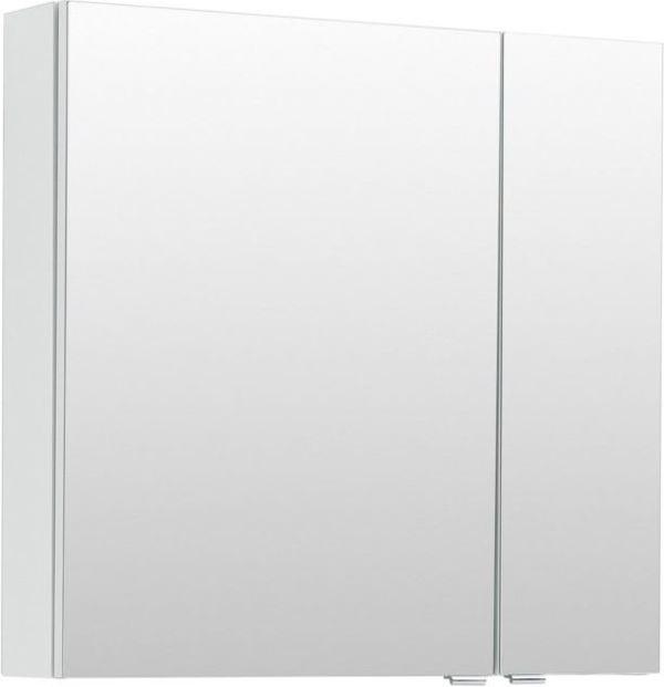 Фото - Зеркало-шкаф Aquanet Порто-70 белый (241748)