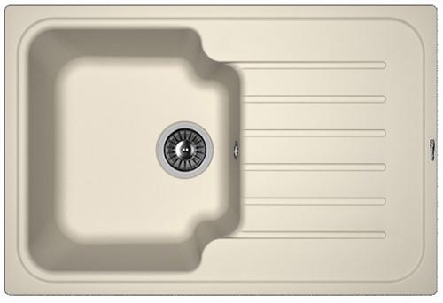 Фото - Кухонная мойка FLORENTINA Таис 760, жасмин FS (20.260.B0760.201)
