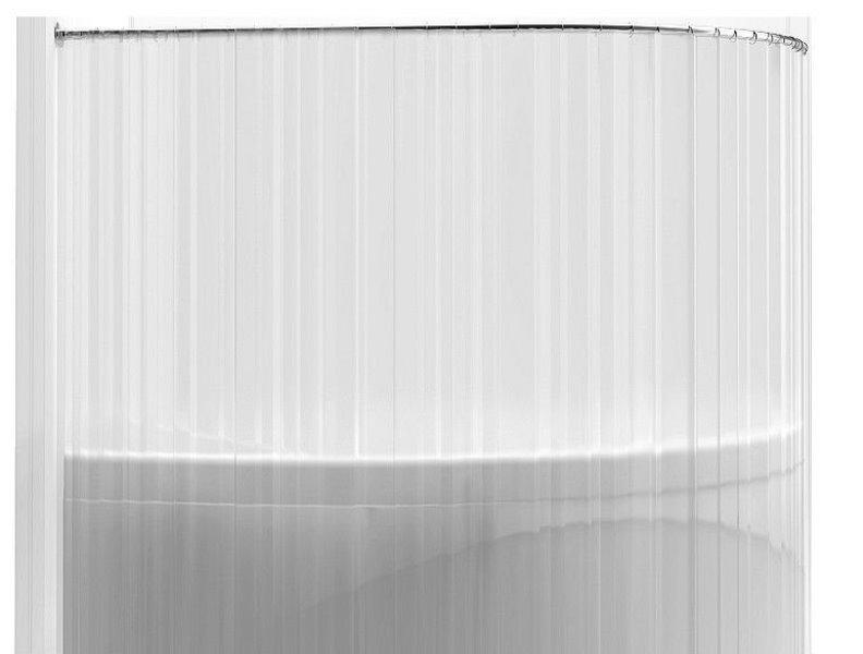 Карниз д/ванн дуга нерж.ст. (Aquanet Jersi 1700*900) (177986), фото