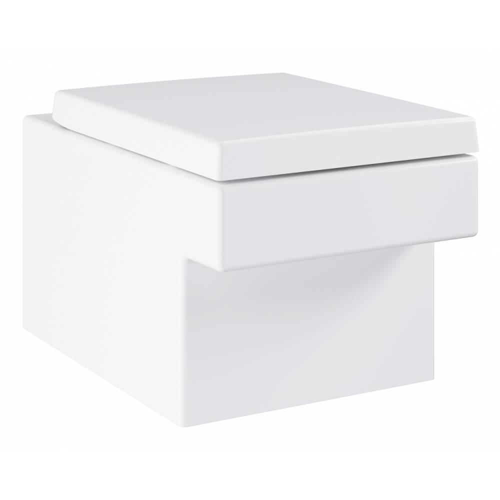 Фото - Унитаз Grohe Cube Ceramic 3924500H подвесной, каскадный