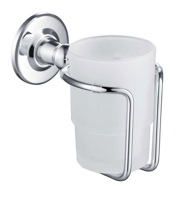 Стакан для зубных щеток Timo Nelson 150031/00 chrome, фото