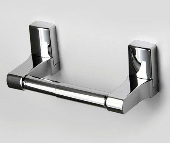 Держатель туалетной бумаги WasserKRAFT Leine K-5022 металл, хромоникелевое покрытие, фото