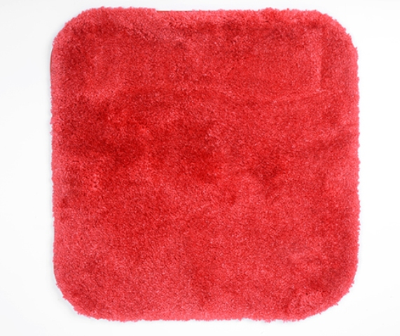 Коврик WasserKRAFT Wern BM-2564 Red для ванной комнаты, фото