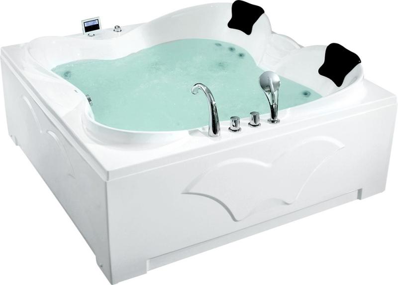 Фото - Акриловая ванна Gemy G9089 K R (1870*1870*850)