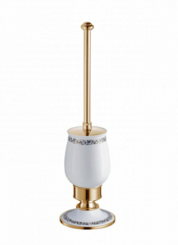 Набор Zeegres CLASS 27110302 напольный для WC, золото, фото