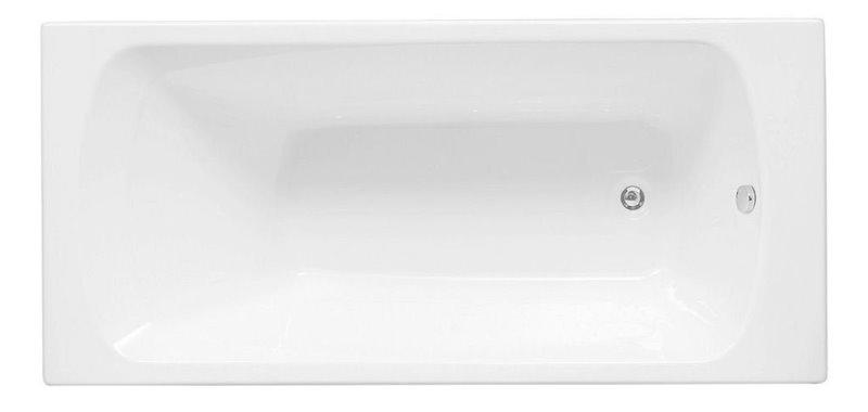 Фото - Акриловая ванна Aquanet ROMA 170*70 к/с67 (205375)