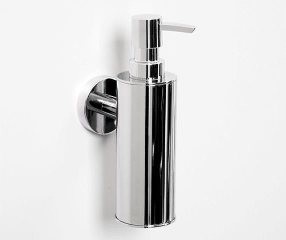 Дозатор WasserKRAFT K-1399 для жидкого мыла, антивандальный, фото