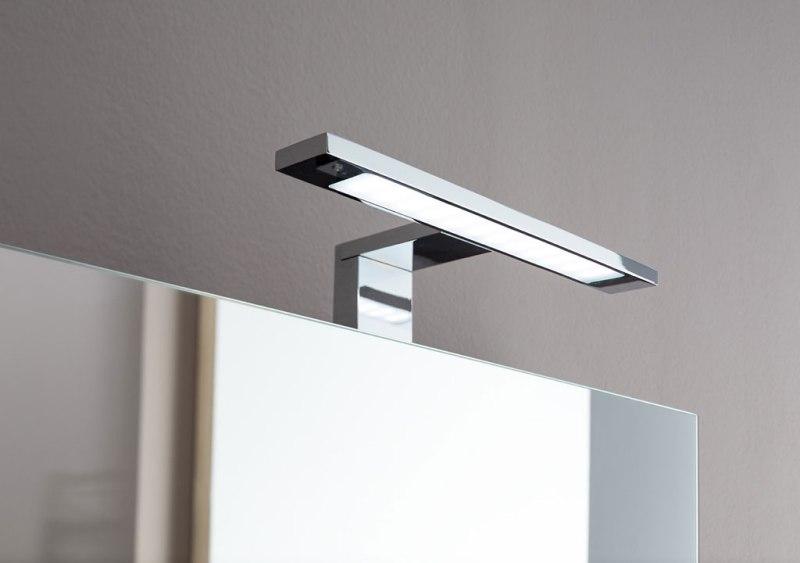 Фото - LED светильник универсальный WT-W280 (280мм) хром (178249)