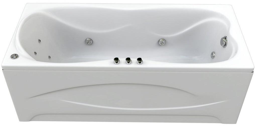 Фото - Акриловая ванна Тритон ЭММА 170 без каркаса