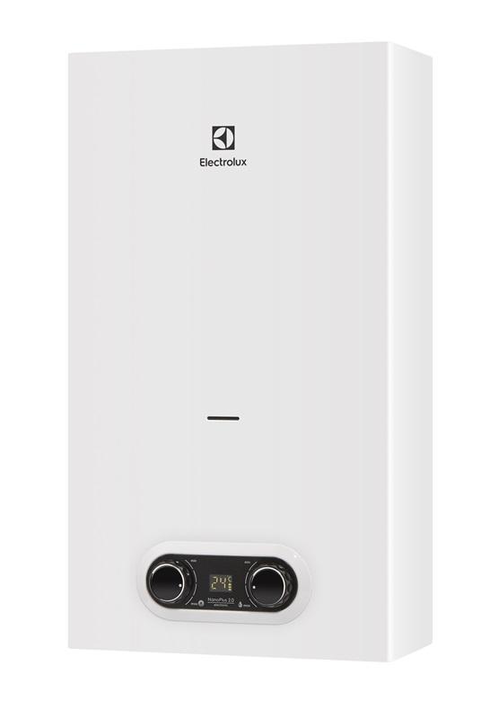 Фото - Водонагреватель проточный газовый Electrolux GWH 14 NanoPlus 2.0