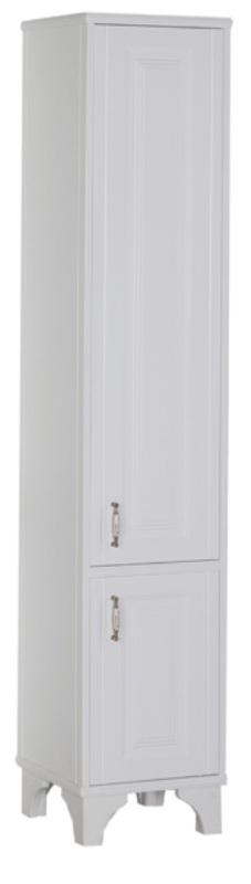 Пенал Aquanet Валенса 40 белый матовый (180047)