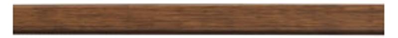 Фото - Деревянная панель Krona (темный дуб) для KAMILLA