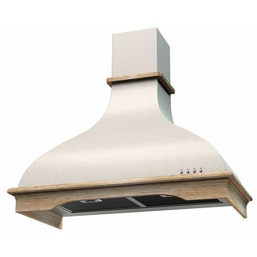 Фото - Вытяжка кухонная Krona ADELIA CPB 900 золотой структурный