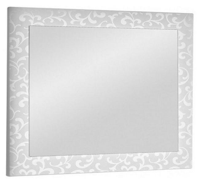 Фото - Зеркало Dreja 120 Ornament белый (59098)