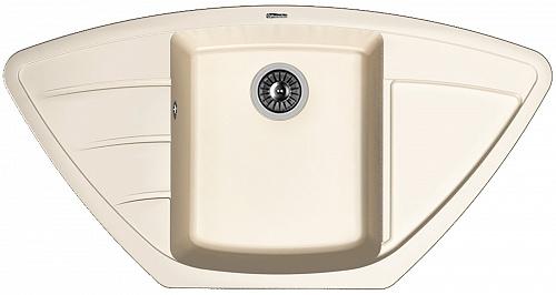 Фото - Кухонная мойка FLORENTINA Липси 980С, жасмин FS (20.180.D0980.201)