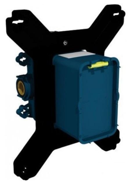 Фото - Универсальная система Jacob Delafon 98699D-NF скрытого монтажа MODULO для смесителей
