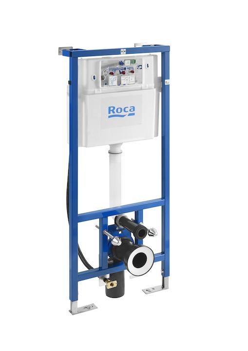 Фото - Инсталляция Roca In-Wall DUPLO SMART WC 890090800 для электронного подвесного унитаза с функцией биде (119х50х14)