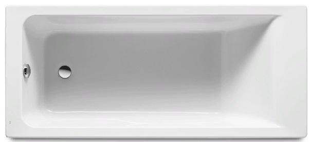 Фото - Ванна акриловая Roca EASY 150х70 (ZRU9302904) прямоугольная