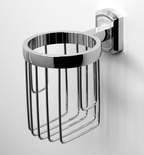 Держатель WasserKRAFT Oder K-3045 освежителя металл, хромоникелевое покрытие, фото