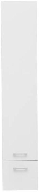 Пенал Aquanet Верона 30 (белый)  (175390)