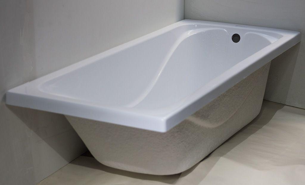 Фото - Акриловая ванна Тритон Стандарт 150