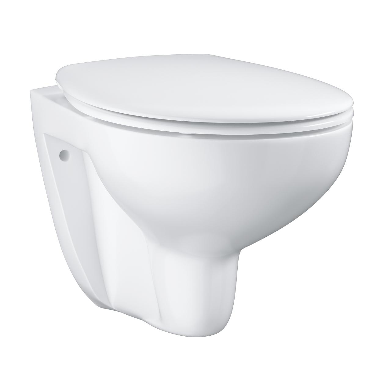 Фото - Унитаз подвесной Grohe 39351000 Bau Ceramic, сид. с м/лифтом