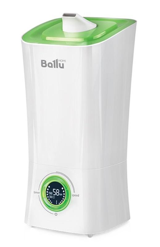 Фото - Увлажнитель воздуха Ballu UHB-205 ультразвуковой белый/зеленый