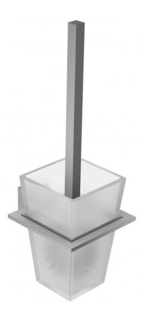Ёршик Jacob Delafon E77871-CP настенный MECANIQUE стекло (хром), фото