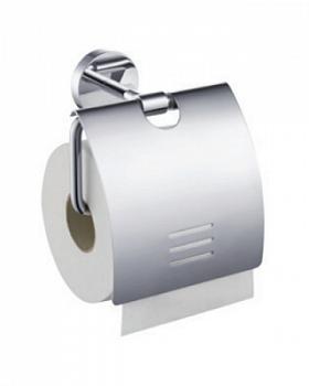 Держатель Zeegres FANO 25106001 для туалетной бумаги с крышкой, фото