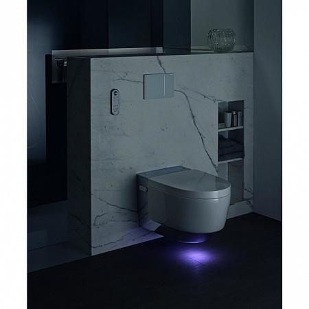 Фото - Унитаз подвесной Geberit AquaClean Mera Comfort 146.214.11.1 безобод., сид. с подогр., /59х36/ (белый)