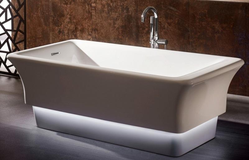 Фото - Акриловая ванна ABBER AB9221