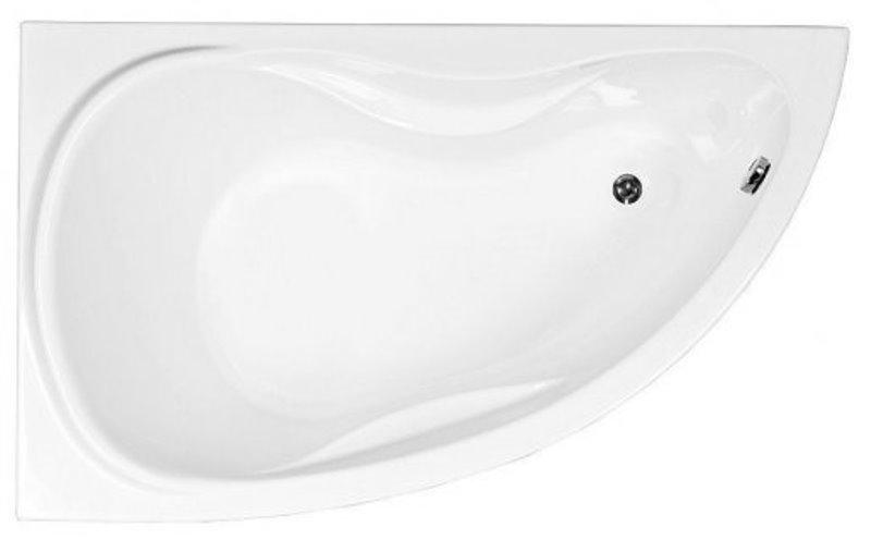 Фото - Акриловая ванна Aquanet MALDIVA 150*90 L к/с35 (205519)