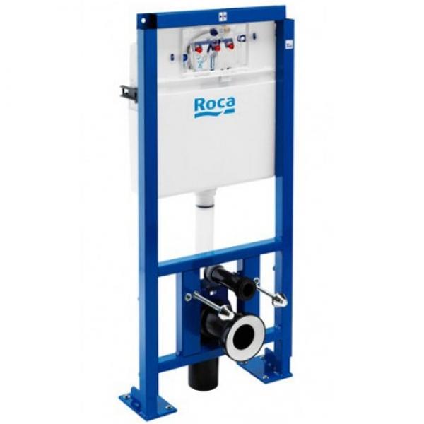 Фото - Инсталляция Roca DUPLO 890090020 для унитаза WC диаметр патрубка 11 и 9 см./50/