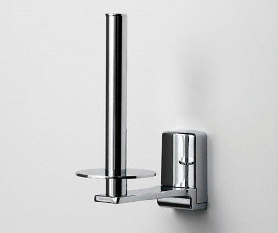 Держатель туалетной бумаги WasserKRAFT Leine K-5097 металл, хромоникелевое покрытие, фото