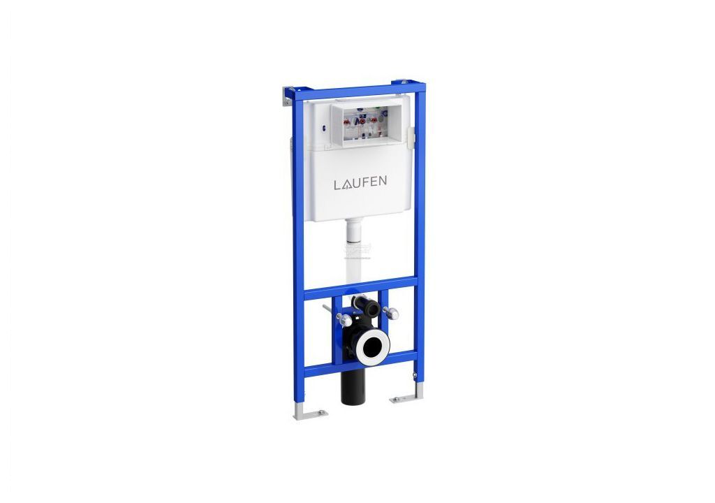 Фото - Инсталляция для унитаза Laufen 8.9466.1.000.000.1 с функцией биде LIS CW2 /50x112/