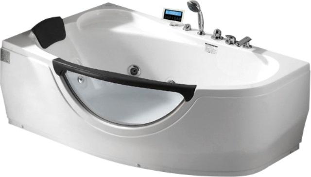 Акриловая ванна Gemy G9046 K L (1610*960*680)