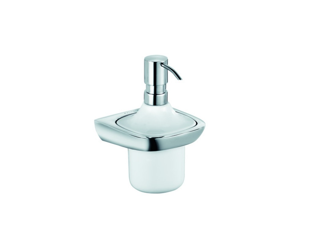 Дозатор жидкого мыла Kludi 5397605 AMBIENTA, фото