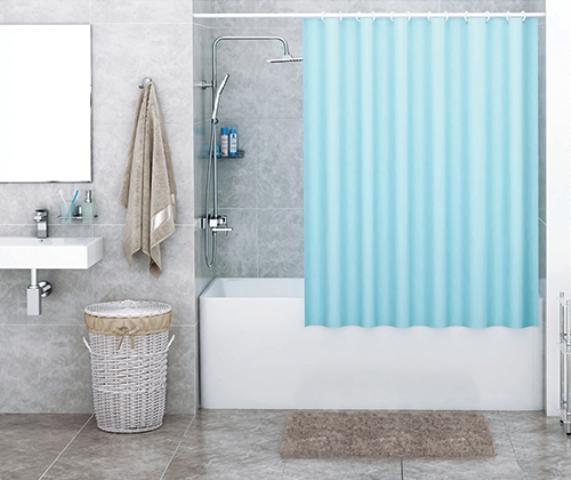 Шторка WasserKRAFT Oder SC-30201 для ванной, фото