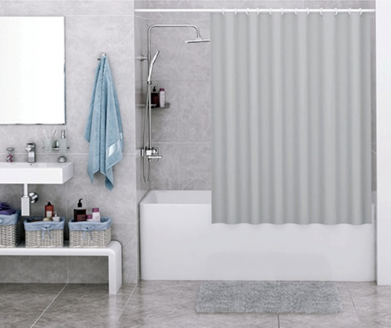 Шторка WasserKRAFT Oder SC-30501 для ванной, фото