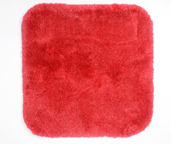 Коврик WasserKRAFT Wern BM-2563 Red для ванной комнаты, фото
