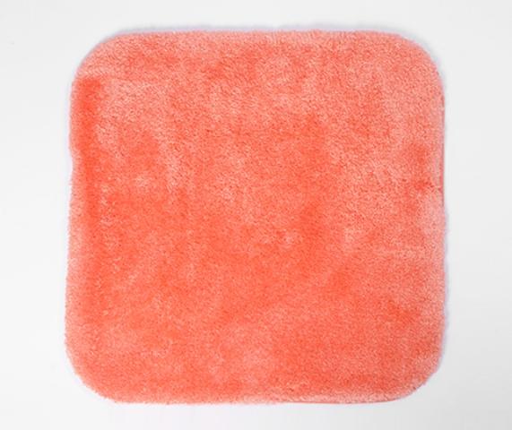 Коврик WasserKRAFT Wern BM-2574 Reddish orange для ванной комнаты, фото